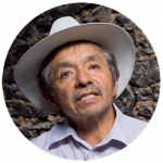 """Héctor Herrera """"El Cachano"""". Grupo musical Los Hipaquireños, Garagoa, Boyacá"""