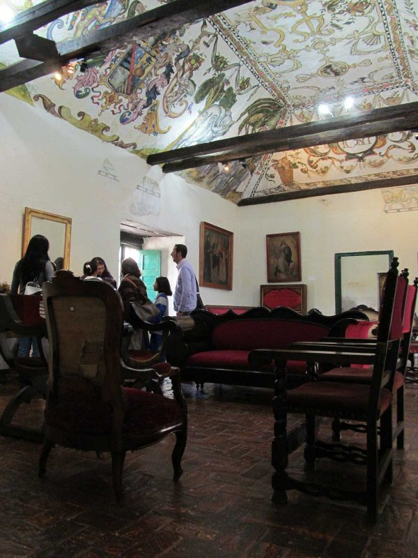 Casa Museo Don Juan de Vargas. Tunja, Boyacá