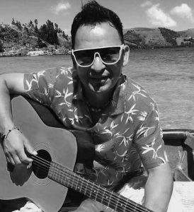 Omar Alfonso, cantante y autor música llanera