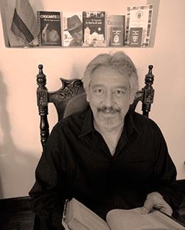 José Joaquín Castañeda Castañeda, escritor boyacense, humor costumbrista a partir de la jerga popular campesina boyacense