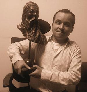 Carlos Yesid Guechá, pintor y dibujante boyacense