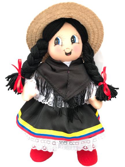 Muñeco campesino CALEMA